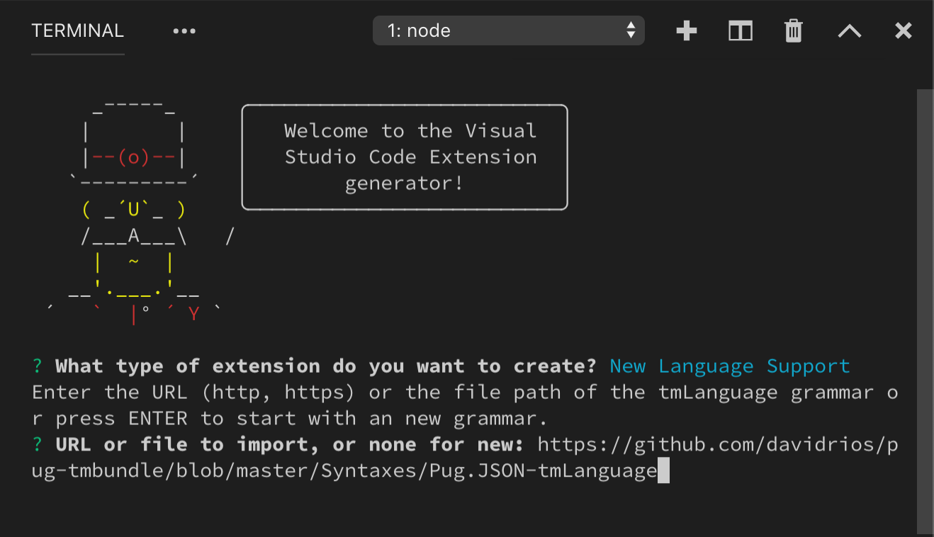 Syntax Highlight Guide | Visual Studio Code Extension API