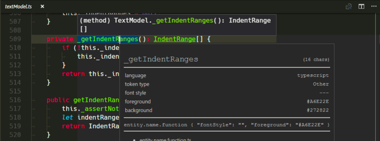 Optimizations in Syntax Highlighting, a Visual Studio Code Story