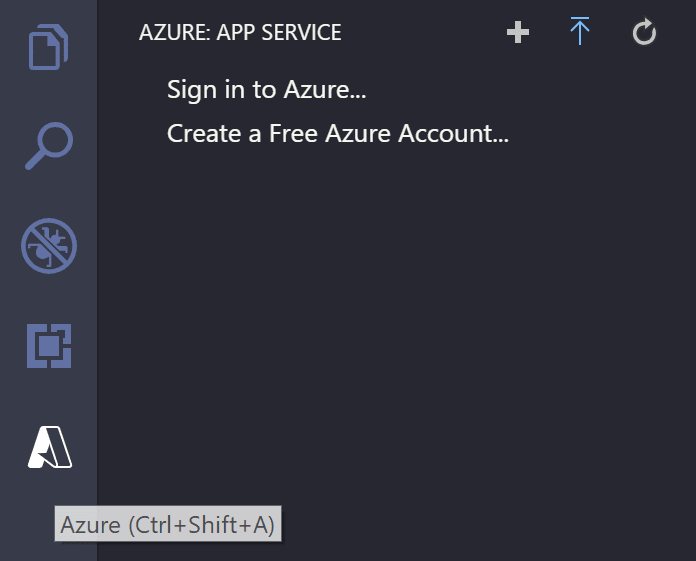 Azure Remote Debugging for Node js with Visual Studio Code