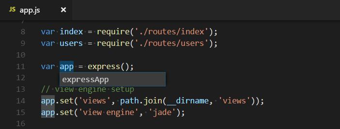 vs code duplicate line