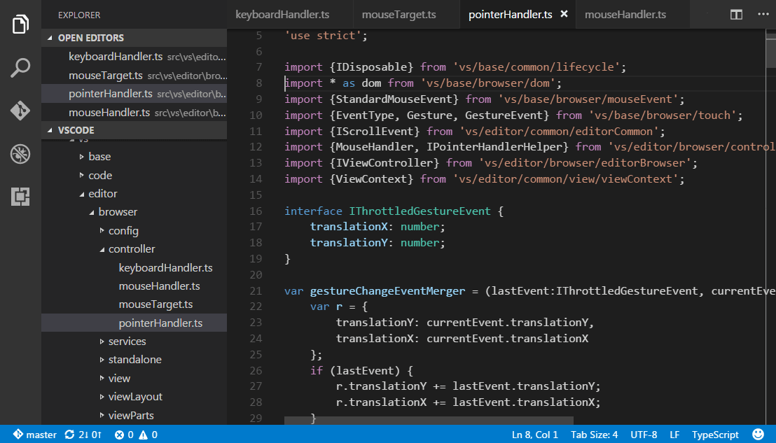 Sublime/VS Code-like tabs in a window? | Qt Forum