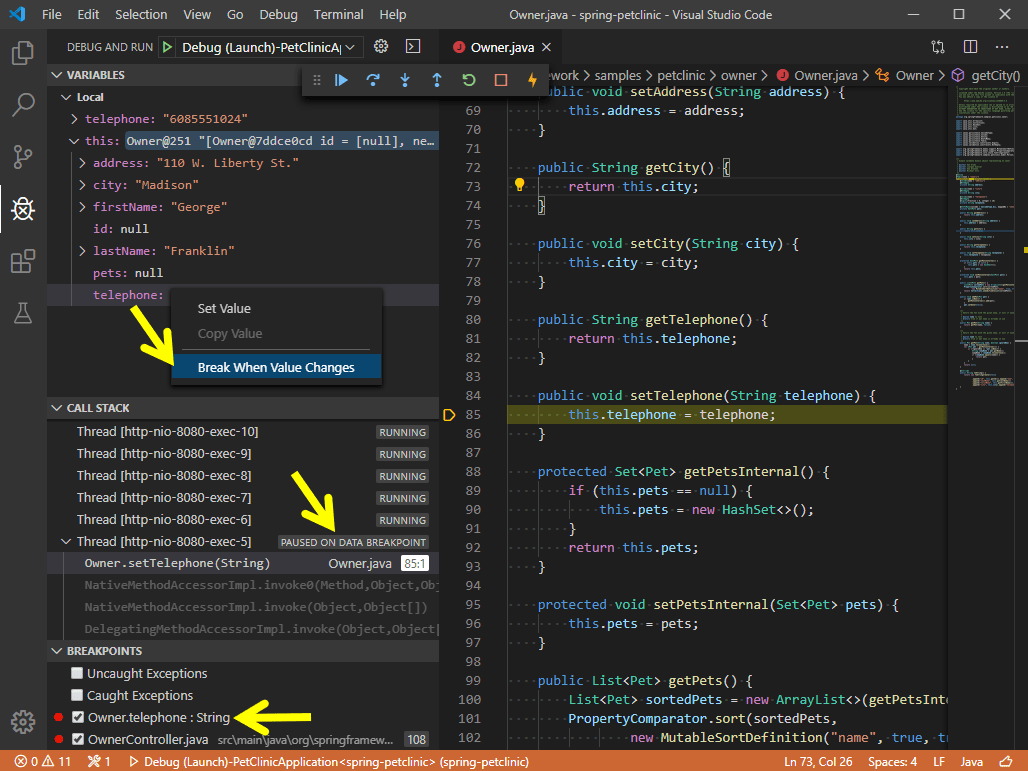Awesome Debug Java Application In Visual Studio Code wallpapers to download for free greenvirals