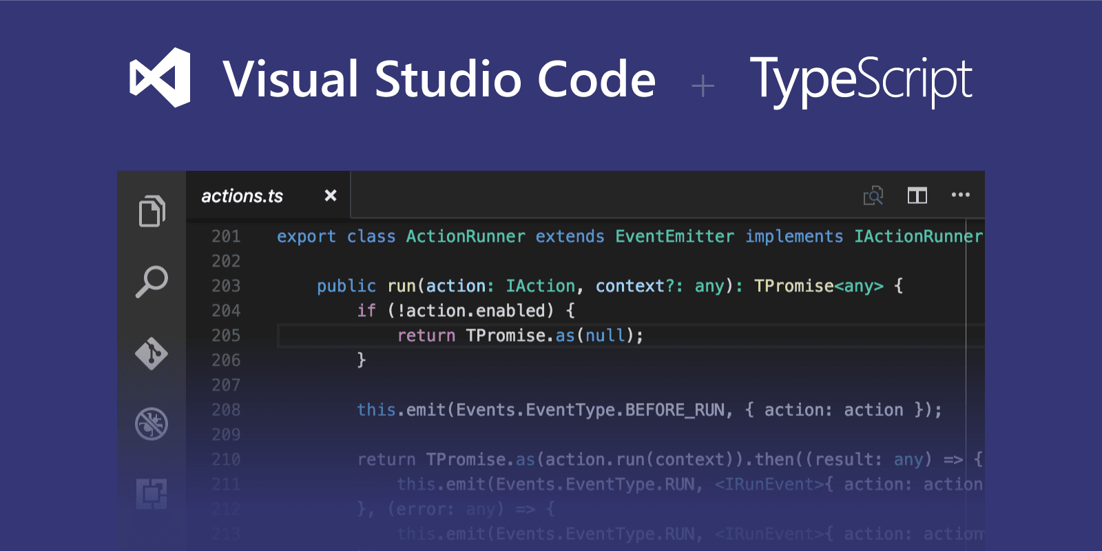 TypeScript Programming with Visual Studio Code
