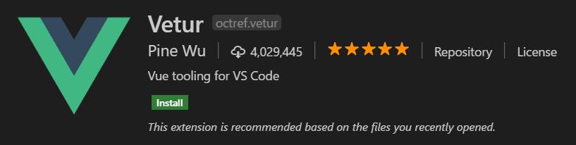 Vue JavaScript Tutorial in Visual Studio Code