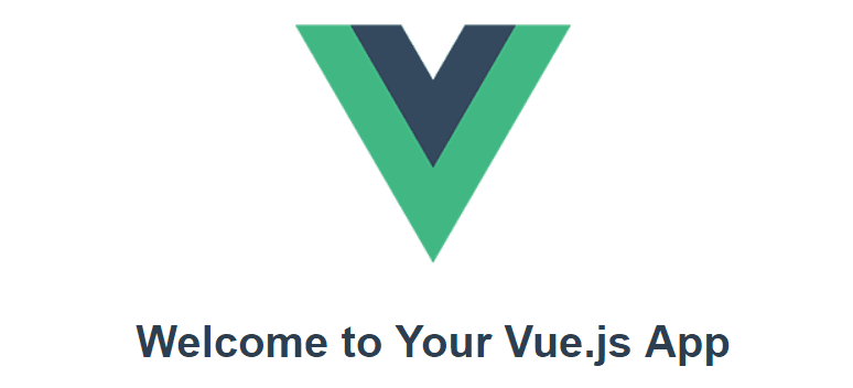 welcome to Vue