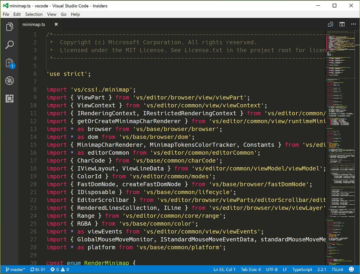 Visual Studio Code Feb...