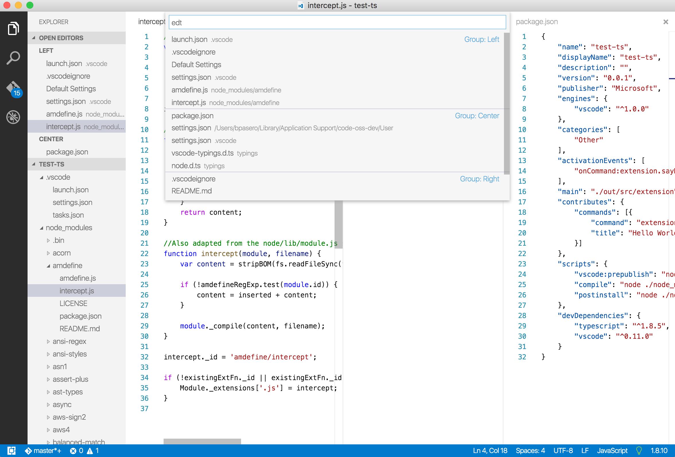 Visual Studio Code June 2016 1 3